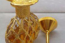 Vintage Perfume, Perfume Bottles-Mini Perfume Bottles / by Vintage House Boutique