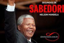 Psicólogo Online: Segundos de Sabedoria - Beleza dos Sonhos - Nelson Mandela