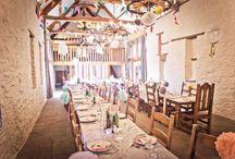 Barn at Brynich Wedding