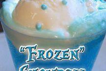 Frozen bday / by EmilyandMark Woodstock