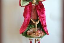 Art dolls / by Spinning Mermaid