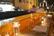 Pazzo / Heerlijk restaurant in Antwerpen.  Perfect om een compleet avondje uit te beleven, lekker eten in restaurant, nadien nog afzakken en genieten van koffie of wat anders in de wijnbar.