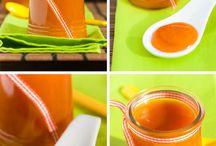 Rezepte - Aufstriche & Marmeladen