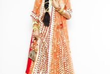 Gota Patti Embroidery / A stunning and lightweight alternative to heavy embroidery