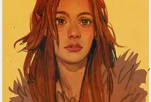 Tathariel || Tolkien FanFiction Original Character