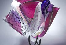 Bobbi Vischi art glass