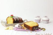 Plumcake cardamomo e cioccolato bianco