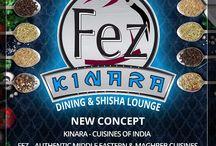 Fez Kinara Shisha Lounge, Soft Opening