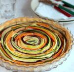 tarta verduras
