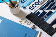 Commercial: Ecocem Graphic + Branding Design / Marketing materials, branding and graphic design for Ecocem Ireland by Kingston Lafferty Design
