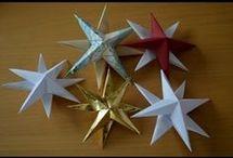hvězda z papíru video