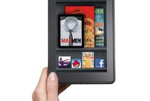 Kindle...I always wanted one of these.. / by Richard Eley