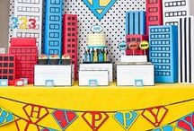 Boys' 4th Birthday Party / by Mandy Ford