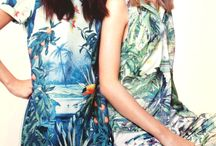 Fashion - Floral / by Anne Mullens