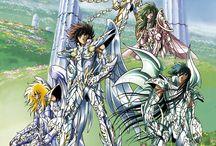 Saint Seiya (Os Cavaleiros do Zodíaco)