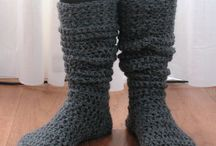 Gehaakte sokken