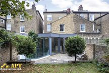 Orlando Road, Clapham, London, sw4 / Here at APT Renovation we like to think that we are very different to the usual way of London builders. Thats partly because we are one of the very few firms who choose not to ask for deposits or upfront payments.