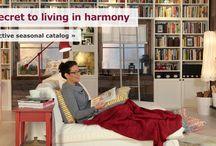 Living Room / by Jessica Cornman