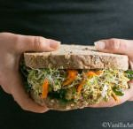 Vegan - Burgers & Sandwiches