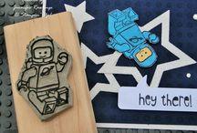 Custom Stamp ideas / by Gwennie D'Pooh