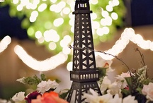 Wedding :)  / Paris theme  / by Juli Diaz