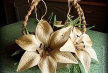 λουλουδι με σχοινη