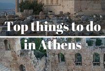 Athens, Rome & Florence trip