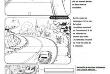 French - Vocab (Transportation) / by Jenn Campanella