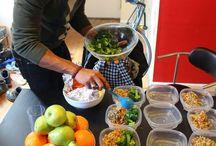 Weekly food/meal prep