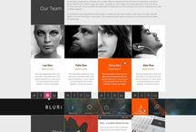 Web Layout inspiration