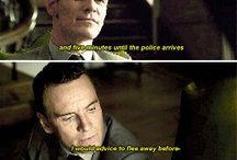 BBC Sherlock /mormor-johnlock