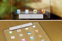 Technology / Gadgets, mock-ups, futuristic stuff