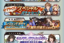 Banner_game / ソーシャルゲームのイベントバナー