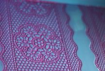 Video + Anleitung sugar veil/lace/magic decor