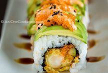 Sushi / Images, ideas and recipes
