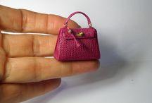미니어처 가방