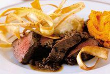 The Main Course: Venison / The centerpiece of most meals . . .  / by Susy Slais