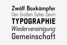 Fonty / Ciekawe fonty