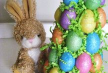 Easter Crafts / by Embroitique