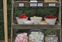 Party Time - Food bars / by Jessica Carpenter