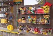 Garage Decor