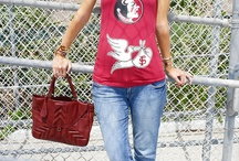 Florida State Game Day Style / by Nikki || Bedazzles After Dark