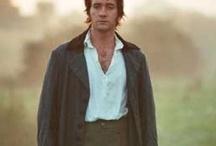 Austen men / by Pam Leigh