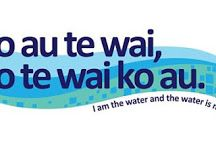I am the water and the water is me