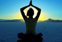 Meditate Yogi not medicate / by Diane Grove