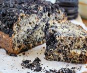 pečení buchty koláče