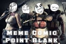 Meme Comic Point Blank / Meme Comic Point Blank 2015 goo