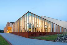 architecture sports