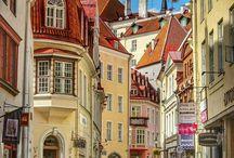 европейские города прекрасны