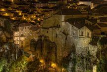 Cuenca / La ciudad de cuenca es uno de los destinos desconocidos de españa